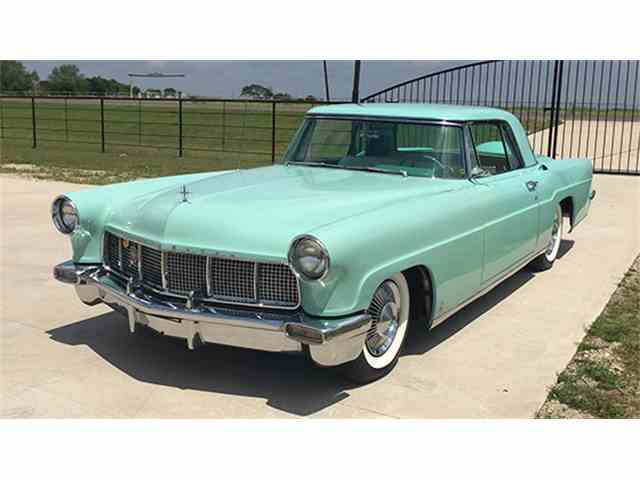 1956 Lincoln Continental Mark II | 979108