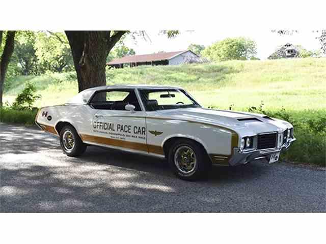 1972 Oldsmobile Hurst 4-4-2 Coupe | 979109