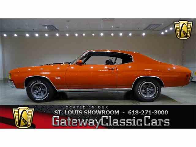 1972 Chevrolet Chevelle | 979125