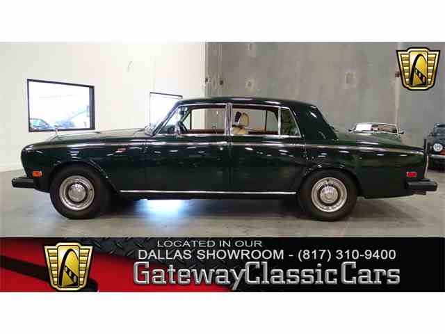 1973 Rolls-Royce Silver Shadow | 979132
