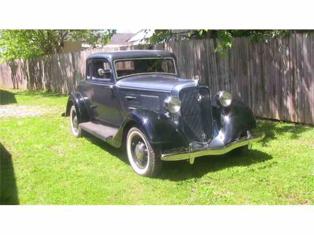 1934 Plymouth Antique | 979137