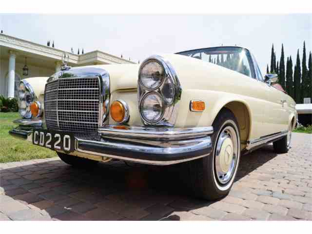 1971 Mercedes-Benz 280SE | 979139