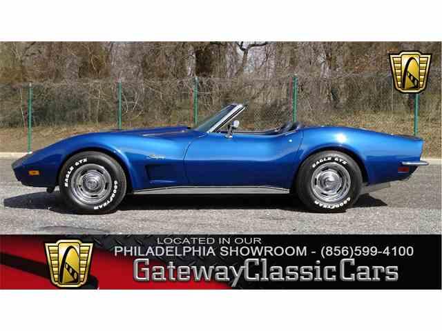1973 Chevrolet Corvette | 970914