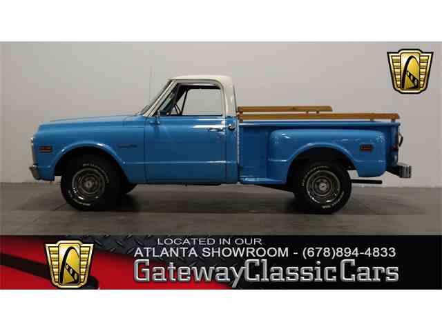 1969 Chevrolet C/K 10 | 979142