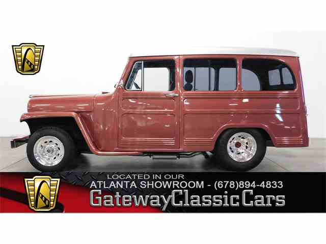 1950 Willys 473 Wagon | 979144