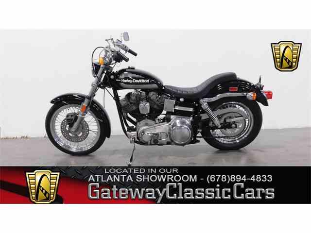 1976 Harley-Davidson Motorcycle   979147