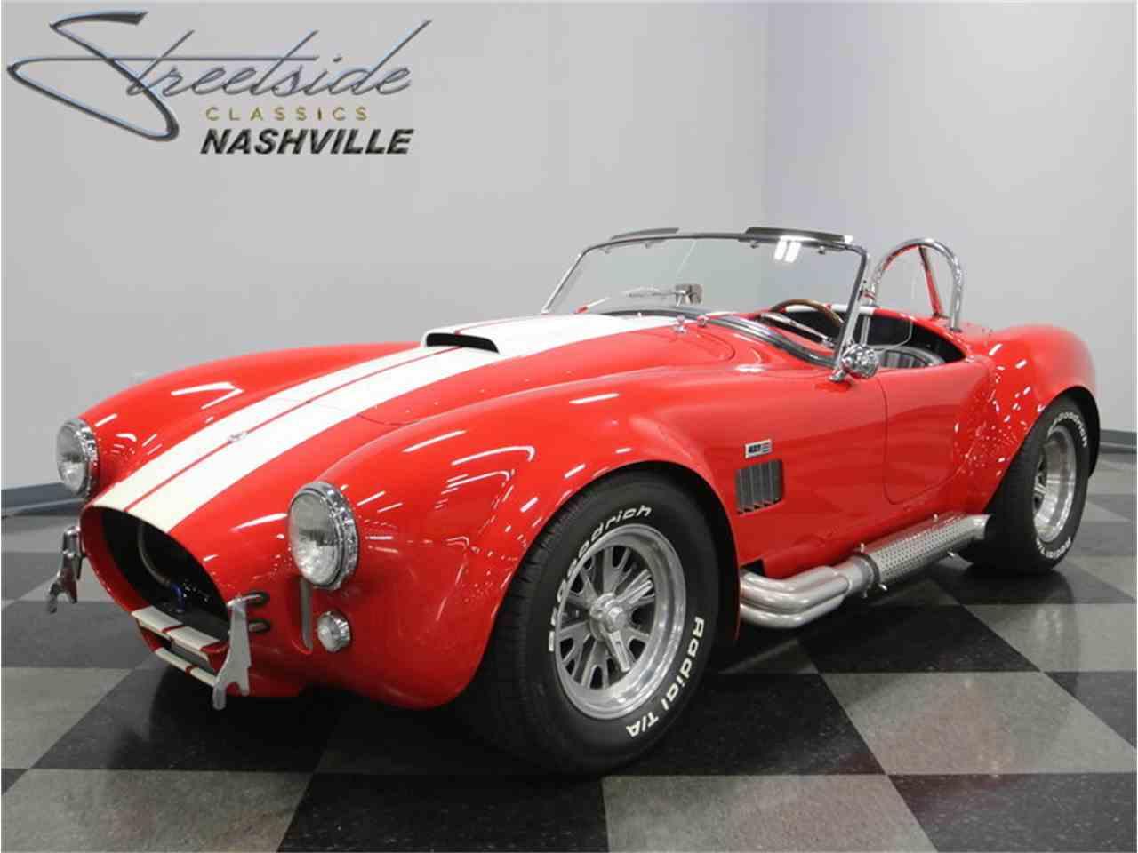 1965 Shelby Cobra For Sale Classiccars Com Cc 979158