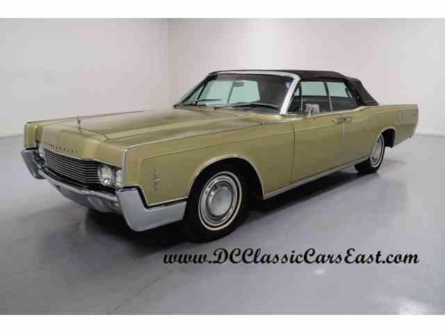 1966 Lincoln Continental | 979159