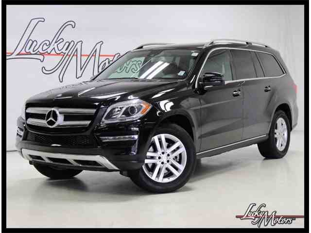 2016 Mercedes-Benz GL450 | 979183