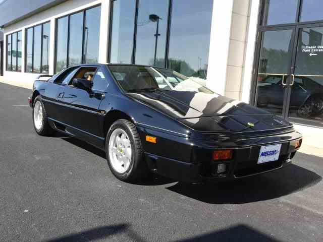 Classifieds For Classic Lotus Esprit 8 Available