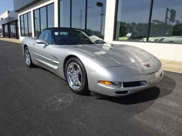 2004 Chevrolet Corvette | 979193