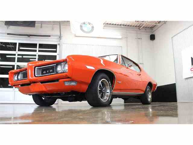 1968 Pontiac GTO | 979195