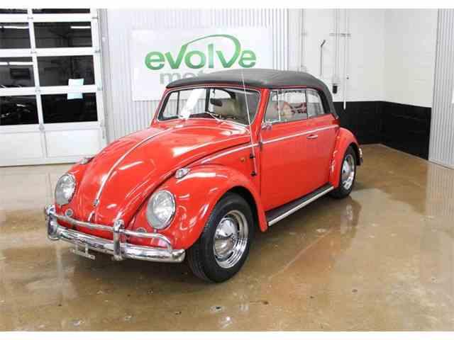 1960 Volkswagen Beetle | 979196