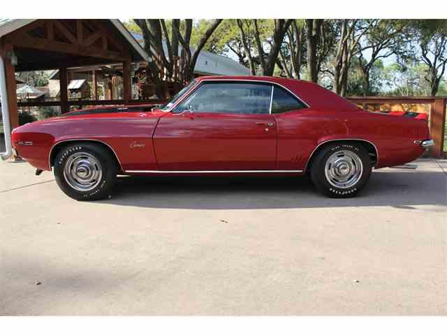 1969 Chevrolet Camaro Z28 | 970092