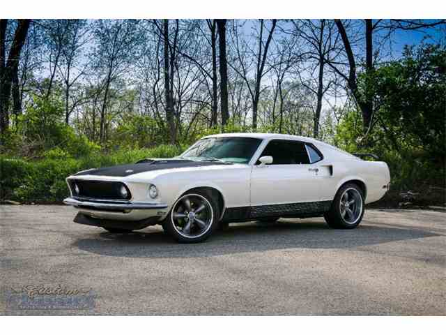 1969 Ford Mustang ProTouring | 979203
