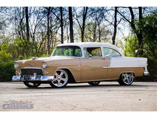 1955 Chevrolet 210/Bel Air ProTouring