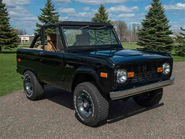 1973 Ford Bronco | 979210