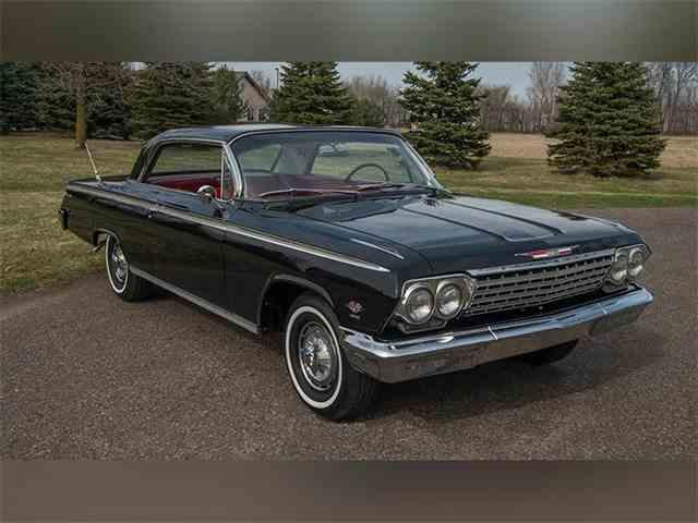 1962 Chevrolet Impala   979211