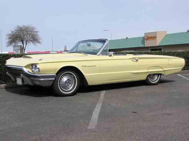1964 Ford Thunderbird | 979222