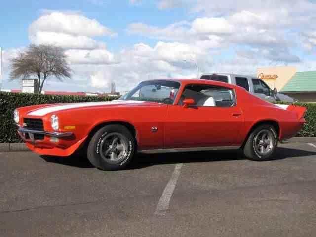 1972 Chevrolet Camaro | 979225