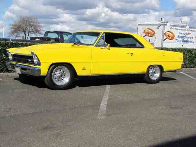 1967 Chevrolet Nova SS | 979226
