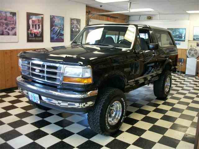 1993 Ford Bronco | 979227