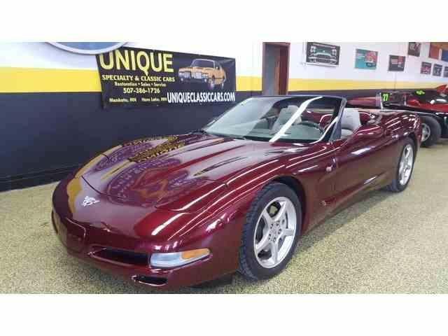 2003 Chevrolet Corvette | 979228