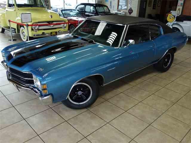 1971 Chevrolet Chevelle Malibu | 979229