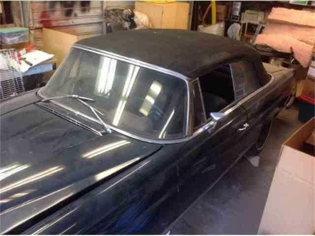 1962 Mercedes-Benz 220SEb Cabriolet   979234