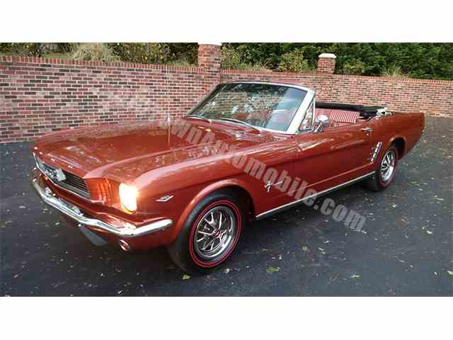 1966 Ford Mustang | 979235