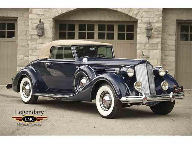 1937 Packard Twelve | 979236
