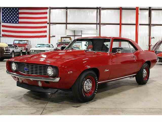 1969 Chevrolet Camaro | 979243