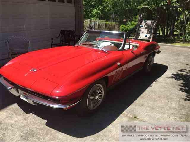 1965 Chevrolet Corvette | 979245