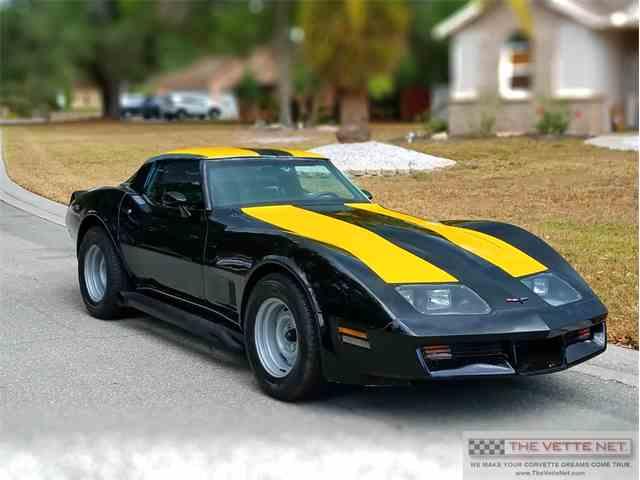1981 Chevrolet Corvette | 979246