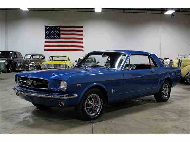 1965 Ford Mustang | 979247