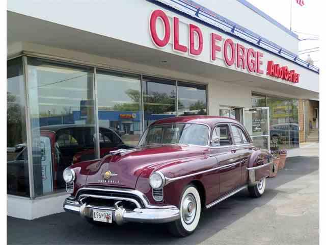 1950 Oldsmobile 88 | 979250