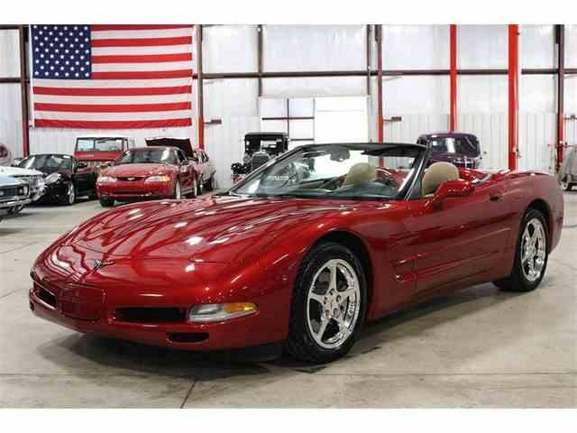 2002 Chevrolet Corvette | 979254