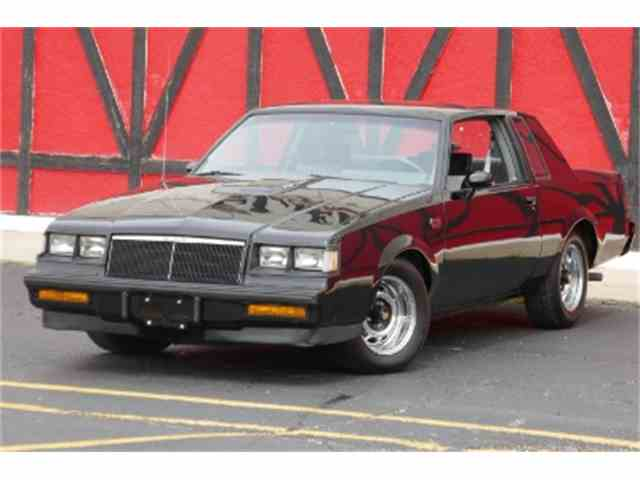 1986 Buick Grand National | 979257