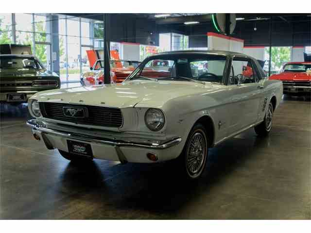 1966 Ford Mustang | 979258