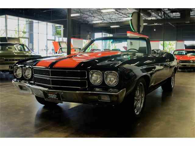 1970 Chevrolet Chevelle   979261