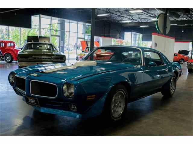 1971 Pontiac Firebird | 979262