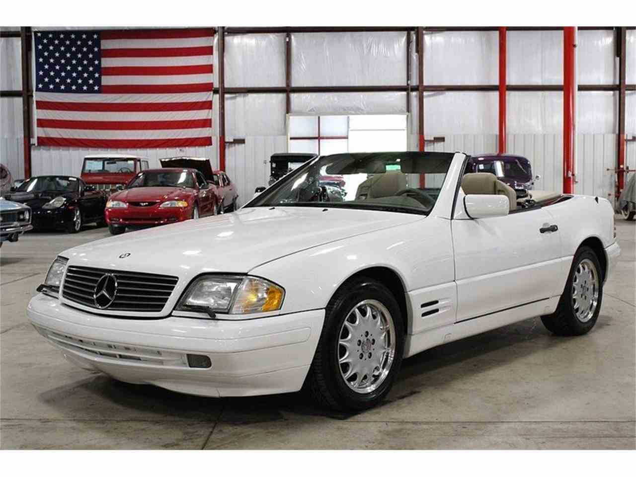 1998 mercedes benz sl500 for sale cc for Mercedes benz 500 sl for sale