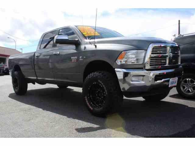 2011 Dodge Ram 2500 | 979272