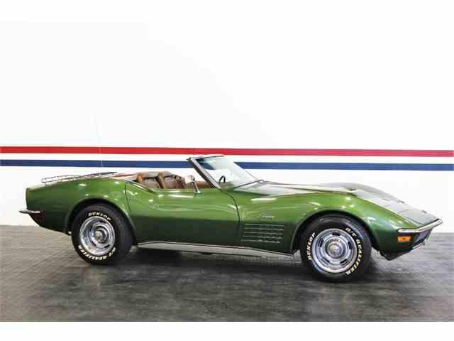 1972 Chevrolet Corvette | 979276