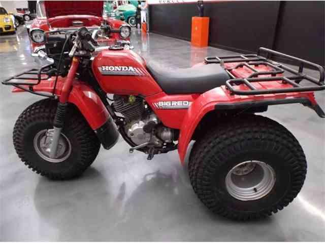 1986 Honda Big Red 250 | 979283