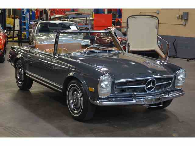 1967 Mercedes-Benz 250SL California Coupe | 979288