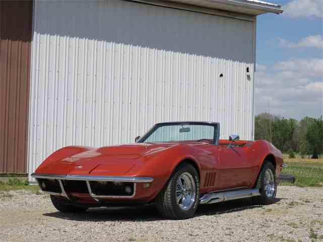 1968 Chevrolet Corvette | 979289