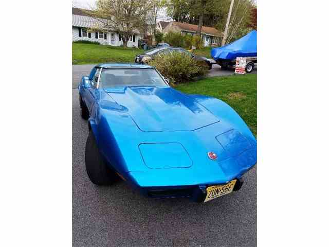 1975 Chevrolet Corvette Stingray | 979291