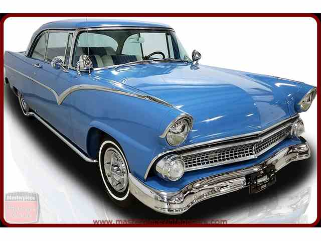 1955 Ford Fairlane For Sale On Classiccars Com 17 Available