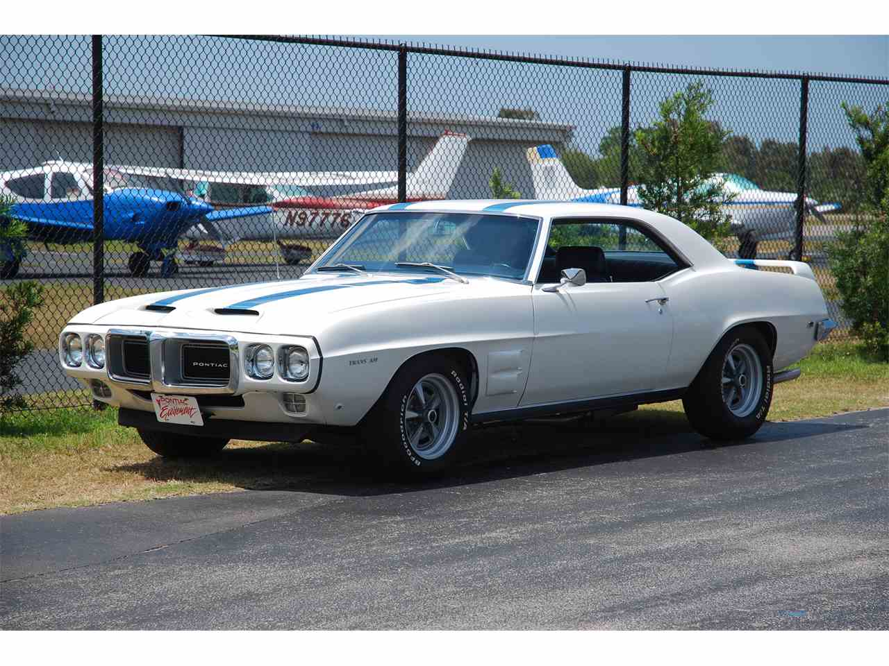 1969 pontiac firebird trans am for sale cc 979303. Black Bedroom Furniture Sets. Home Design Ideas